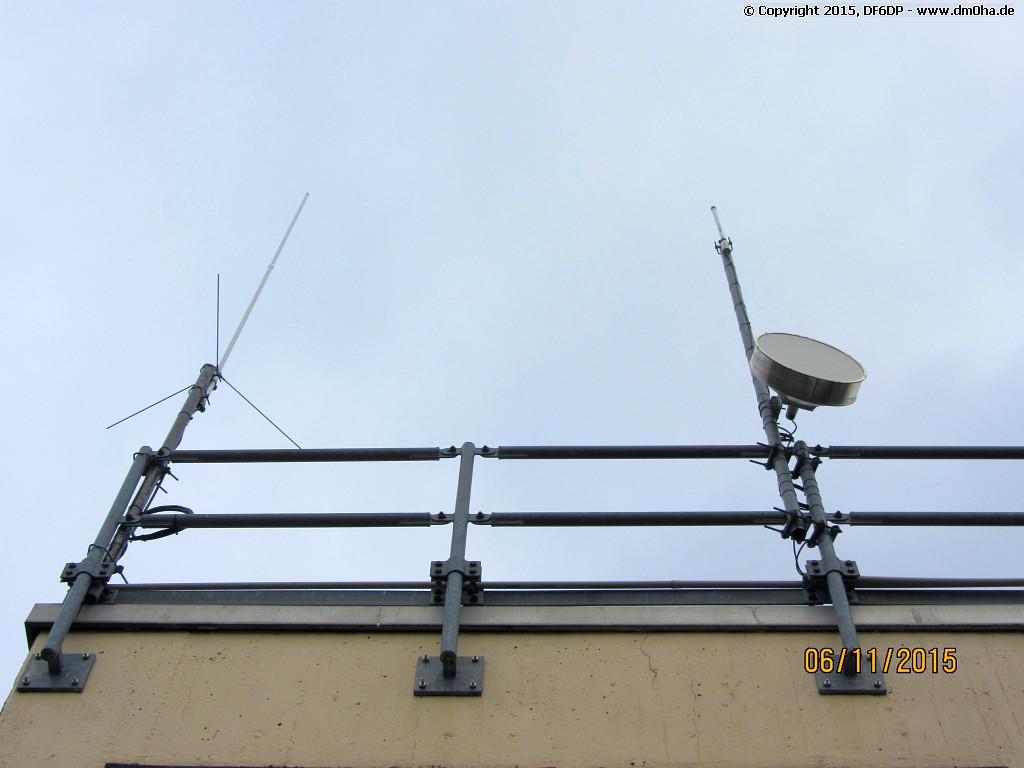 DB0WET im RuhrLink-Sprechfunknetz